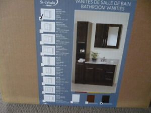 Meuble lavabo neuf $85,00