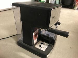 Oster Espresso Machine