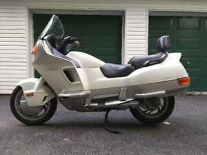 **Honda Pacific Coast 800** V-twin