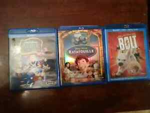 Disney blurays