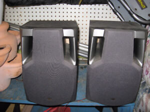 Pair of JVC SPEAKERS  For Sale Price $ 15.00
