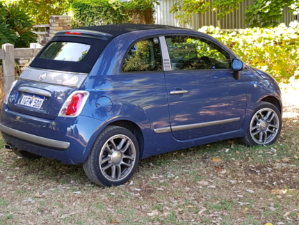 Fiat 500c by diesel Maida Vale Kalamunda Area Preview