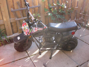 2016 80CC Four Stroke Mini Bike