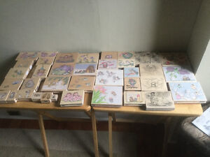Large Paper Crafting Sale