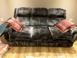 Three piece couch set for sale.