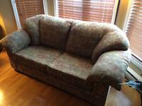 Ensemble de salon 2 mcx (chaise inclinable + causeuse).