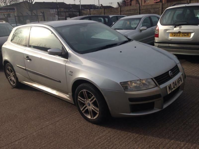 2004 fiat stilo 1 6 16v active sport 3dr in small heath. Black Bedroom Furniture Sets. Home Design Ideas