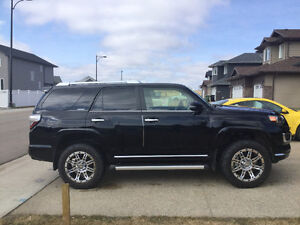 2015 Toyota 4Runner Limited 7 seats SUV, Crossover