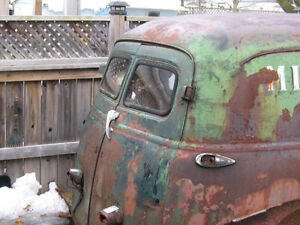 1950 chevy half ton panel truck