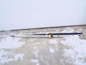 3 pair skis