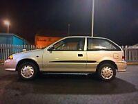 2002 Suzuki Swift GLS 1.0 51000 miles! MOT 1 year! 1 owner!