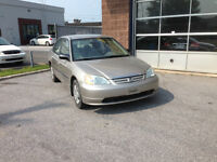 2002 Honda Civic DX Berline