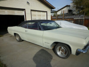 1965 Impala SS complete with parts car $6500  OBO