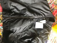 Men's all saints bomber jacket size large
