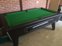 Barline Pool Table