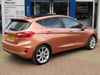 2017 FORD FIESTA 1.0 EcoBoost Titanium B+O Play 5dr Auto