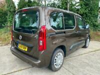 2020 69 REG VAUXHALL COMBO VAN NEWSHAPE DAMAGED REPAIRABLE SALVAGE