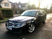 Saab 9-5 1.9TiD Auto 2006 (56) Vector Sport Diesel Estate Jan 2019 MOT