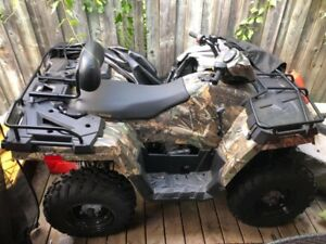 2016 Polaris sportsman 570 power steering , camo