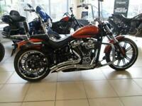 Harley-Davidson FXBRS BREAKOUT 114 1868 1