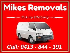 Pick up and delivery from $50.00 ( Kew, South Yarra, Hawthorn ) Richmond Yarra Area Preview