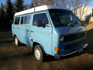 1985 vanagon westfalia only 140k