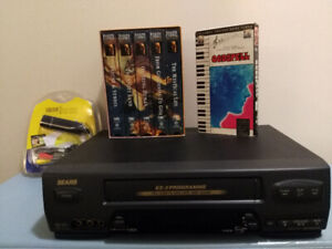 Transfer VHS home movies to computer or DVD