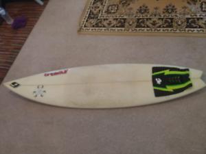 Used Surfboard