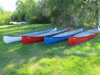 Black Spruce Canoes - Custom Built Light Weight Canoes