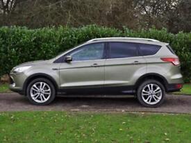 Ford Kuga 2.0 Tdci Titanium X 5dr DIESEL MANUAL 2014/14