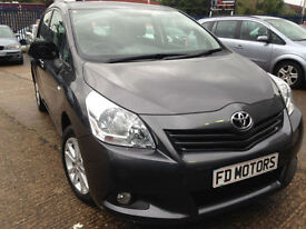 Toyota Verso 1.6 V-matic ( 7st ) 2011MY TR