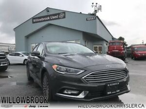 2017 Ford Fusion SE  - Low Mileage