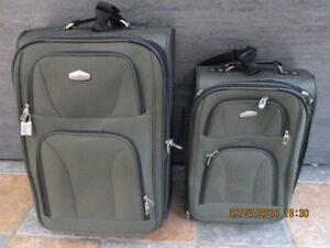 Ensemble de valises de voyage!