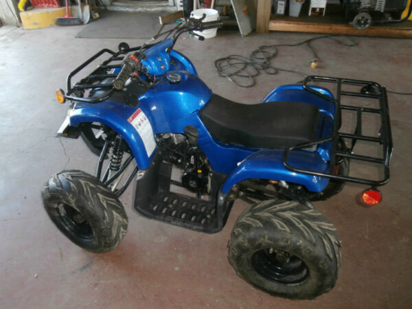 Used 2014 Taotao Quad