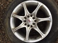 """15"""" multifit alloys - 5x100 and 5x114.3"""