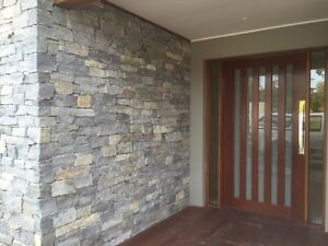 Byron Drywall Stone Wall Cladding Interlocking Panels stack stone Concord Canada Bay Area Preview