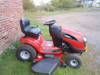 """46""""  Jonsered Lawn Tractor"""