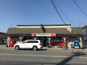 New Price! Busy Supermarket plus Liquor store for sale.