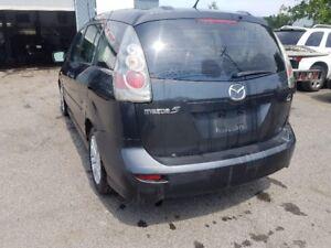 2006 Mazda 5 GS Familiale FINANCEMENT AUCUN CAS REFUSÉ!!