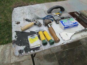 VARIOUS FLOORING TOOLS FOR SALE