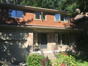 4BR Detached  Home For Lease in Baby Point