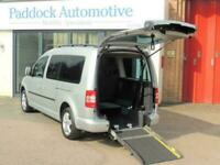 Volkswagen Caddy MAXI LIFE TDI Wheelchair Accessible Vehicle