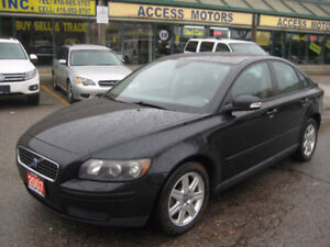 2007 Volvo S40, Auto, Loaded, Extra Clean