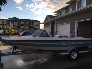 **POWERFUL SKI BOAT MUST BE SOLD**