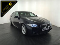 2013 63 BMW 520D M SPORT DIESEL SERVICE HISTORY FINANCE PX WELCOME