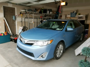 Toyota Camry hybrid 2013 or trade for Toyota Van