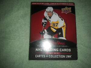 Tim Hortons hockey card leftovers