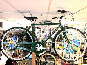 2015 Simcoe Roadster Classic 3 Speed City Bike - $599.99