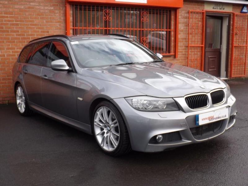 2011 11 BMW 3 SERIES 318D M SPORT TOURING 2.0 5D DIESEL