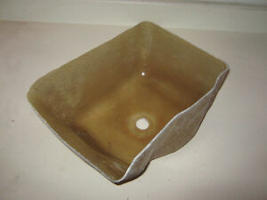 Ford 7.3 diesel rusted base pan repair - Powerstroke- save $$$ !